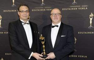 Vuoden TV-teko, Kultainen Venla -gaala