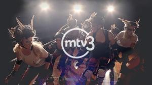 MTV3-kanavan kanavailmettä